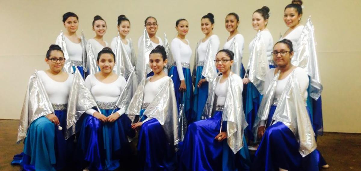 Danzarinas De Restauración: Trajes para las danzarinas